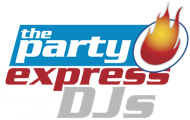The Party Express DJs Logo